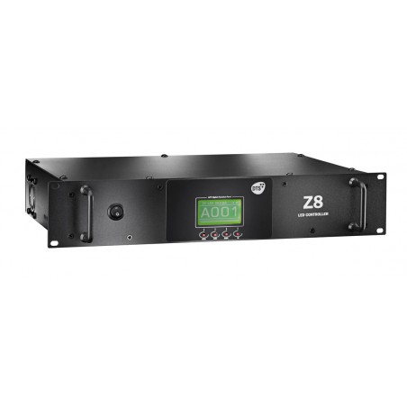 DTS Z8 LED voeding M12 connectoren