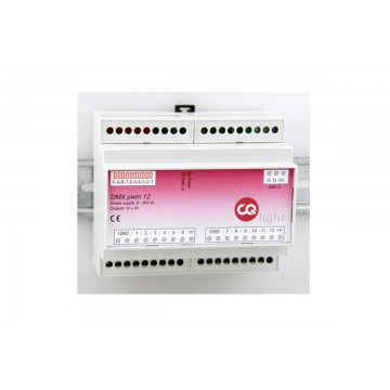CQ - DMX LED Dimmer PWM 12