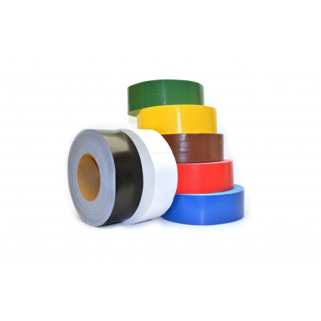 CQ Pro Gaffa Tape 50mm x 50m Wit