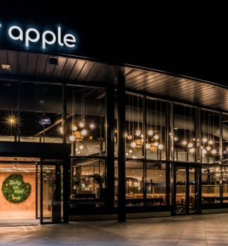 Lucky Apple, All-in restaurant in Waalwijk
